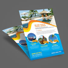 travel and tourism brochure templates free travel tour flyer template posan lab