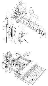 radial arm saw diagram wiring diagrams forbiddendoctor org