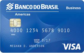 Business Secured Credit Card Business Credit Card Banco Do Brasil Americas