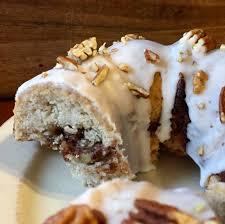 cinnamon pecan bundt cake shop karma baker vegan u0026 gluten