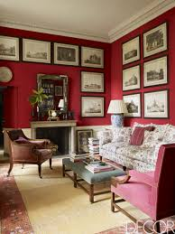 How To Make A Dark Room Look Brighter Rooms With Red Walls Red Bedroom And Living Room Ideas