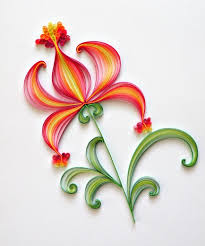 Flower Designs On Paper Amazing Paper Quilling Patterns And Designs Life Chilli