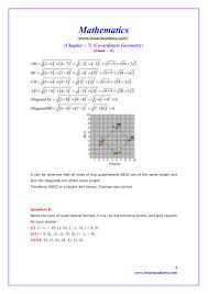 ncert solutions for class 10 maths chapter 7 exercise 7 1 online u0026 pdf