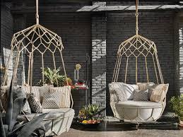 outdoor pleasure gravity swing sofa decoholic
