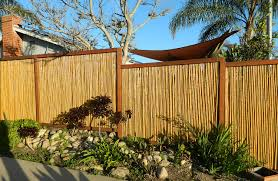 decor u0026 tips garden landscape and rock with bamboo fencing also