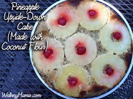 pineapple upside down cake recipe grain free wellness mama