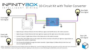 turn signals with a trailer converter u2022 infinitybox