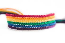 friendship bracelet rainbow images Rainbow friendship bracelet set etsy jpg