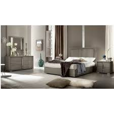 Oak Veneer Bedroom Furniture by Tivoli Bedroom Set Tema Contemporary Furniture Store