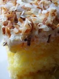 paula deen inspired pineapple coconut cake pineapple coconut