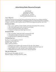 Sample Resume Format Accounts Executive by Resume Format For Advertising Agency Sales Examples Newspaper