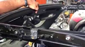 mini cooper r52 convertible top is not completely open youtube