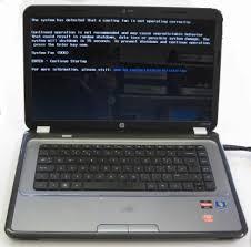 hp laptop fan noise how to fix system fan 90b error on a hp pavilion g6 laptop