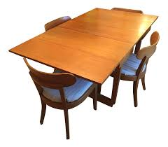 drexel dining room chairs edward wormley dining table u0026 drexel precedent chairs chairish