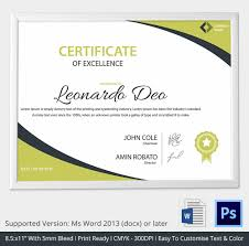 31 free certificate of appreciation templates and letters free