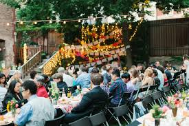 outdoor wedding venues chicago chicago day of the dead wedding ruffled