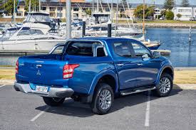 Mitsubishi Cars News 2016 Mitsubishi Triton Range On Sale