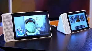 best smart home devices of ces 2018 amazon alexa and google lenovo smart display with google assistant takes on amazon echo
