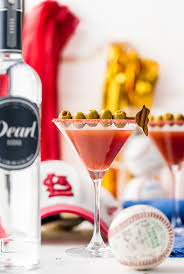 martini smore dirty redbird martini cardinals cocktail the cookie rookie