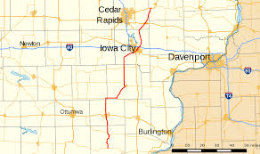 Iowa State Campus Map by Iowa Highway 1 Wikipedia