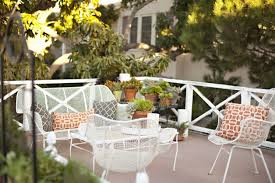 Wire Patio Chairs by Decorating Your Outdoor Space Cozy Patio Style Ideas