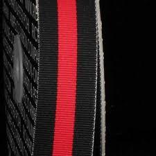 striped grosgrain ribbon buy black and white striped woven grosgrain craft ribbon 1 5 quot