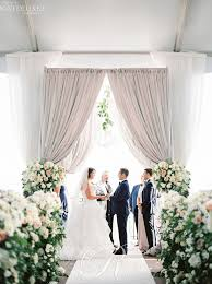 wedding chuppah draped wedding chuppah palais royale wedding decor toronto