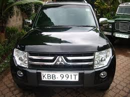 Pajero Wagon Mitsubishi Pajero Cars For Sale In Kenya On Patauza