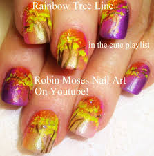 fall nail art three easy designs youtube 50 latest autumn fall