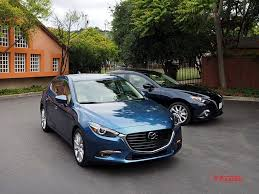 mazda 3 review how the refreshed 2017 mazda3 compares with the 2016 model review