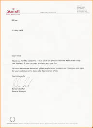 Thank You For Partnership Business Letter by 7 Thank You Letter Appreciation Memo Templates
