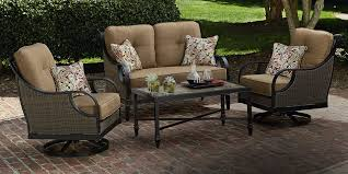 brilliant lazy boy patio furniture backyard design plan sears lazy
