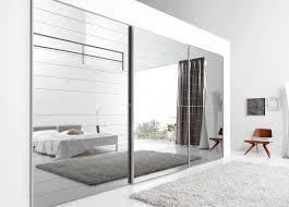 mirrored wardrobe doors splendid mirrored closet doors modern