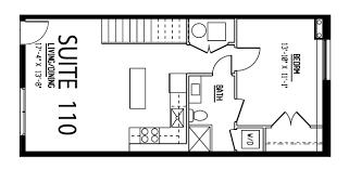 wonder bread lofts 2 bedroom industrial loft unit 110 qr