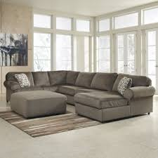 Section Sofas U Shaped Sectionals You Ll Wayfair Throughout Sectional Sofa