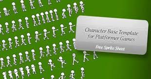 sprite character base sheet tradnuxgames