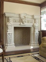 buy a hand made fireplace gfrc concrete fireplace surround made