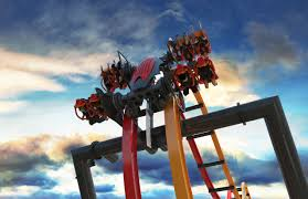 How Many Rides Does Six Flags Have Six Flags Announces Its 2016 New Rides Lineup Entertainment Designer