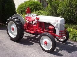 8n grey paint yesterday u0027s tractors