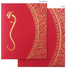 ganesh wedding invitations ganesh cards hindu wedding cards ganesh invitations indian