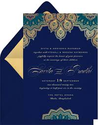peacock invitations exquisite peacock invitations in blue greenvelope