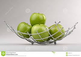 modern fruit basket modern style fruit basket stock image image of gift 26685127