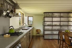 Boat Galley Kitchen Designs Chadbourne Doss Architects Lobster Boat Residence Chadbourne