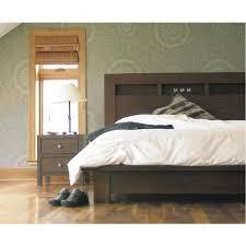 Flat Platform Bed Frame by Zocalo Sterling Park Wooden Platform Bed Frame Bedroom