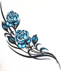 tribal rose tattoo designs etiqueta provisria de rosa tribal do