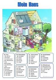 Haus Und Wohnung Kaufen 315 Kostenlose Daf Wohnen Arbeitsblätter