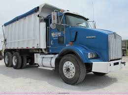 kenworth t800 for sale 1999 kenworth t800 dump truck item an9051 sold june 26