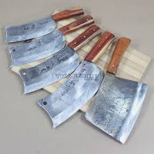 carbon steel cleaver collectibles ebay