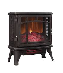 amazon com duraflame freestanding electric fireplace infrared