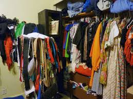 clever closet organization tips to finally control the clutter